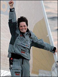 Ellen MacArthur news.bbc.co.uk